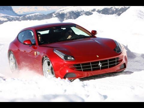 Driven: 2012 Ferrari FF
