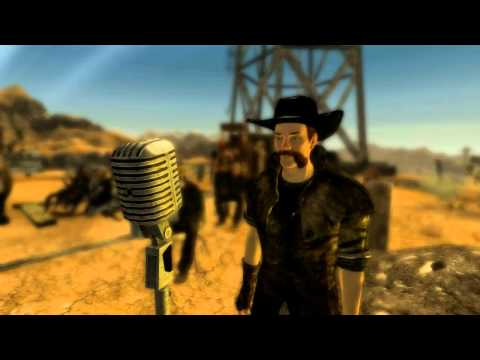 Fallout New Vegas Montages: Rex's Funeral