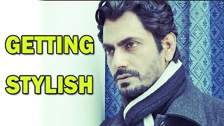 Nawazuddin Siddhiqui gets stylish! | Bollywood News