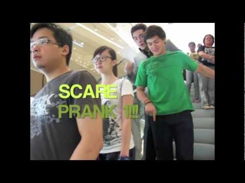 When Boredom Strikes: SCARE PRANKS
