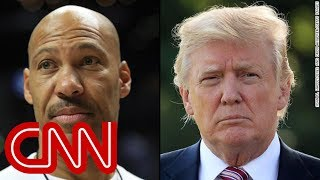 Trump: I should have left UCLA players in Chinese jail - CNN