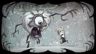 Don`t Starve как пережить первую зиму