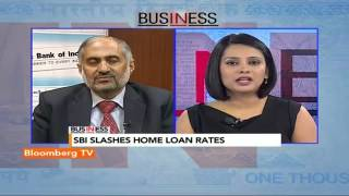 In Business: SBI Cuts Home Loan Rates To 10.15% - BLOOMBERGUTV