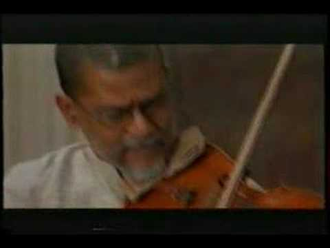 Mozart Visits India! - V.S. Narasimhan's Indian Quartet