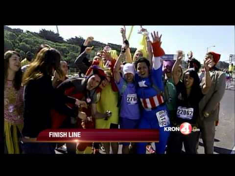 Part Thirteen of KRON 4 Coverage of the 2013 Bay to Breakers