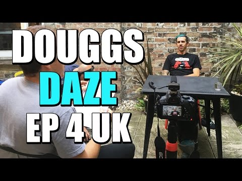 UNITED KINGDOM TRIP | DOUGGS DAZE | EP 4