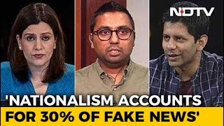 What's Driving Fake News In India? - NDTV