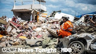 Inside The Search Mission For Indonesia's Tsunami Survivors (HBO) - VICENEWS