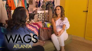 WAGS Atlanta | Ariel Anderson Cries Over Being Compared to Her Sister | E! - EENTERTAINMENT