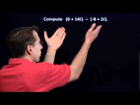 Art of Problem Solving: Adding Complex Numbers