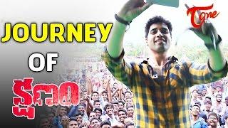 Journey Of Kshanam Movie   Adivi Sesh, Adah Sharma & Anasuya Bharadwaj - TELUGUONE