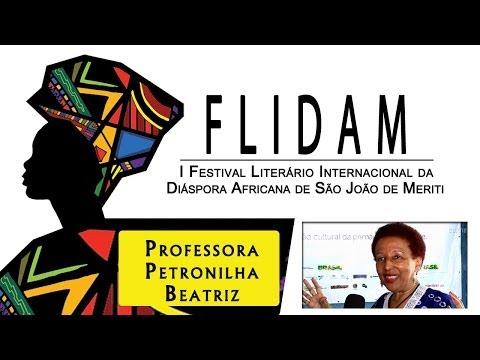 CULTNE - Prof. Petronilha Beatriz - FLIDAM