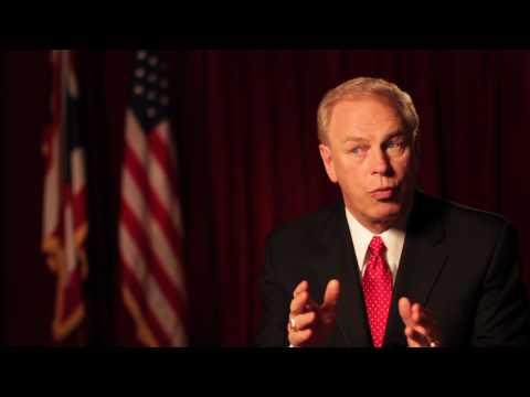 A clear choice for Governor - Ted Strickland