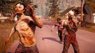 State of Decay - любопытная игра про зомби (Обзор)