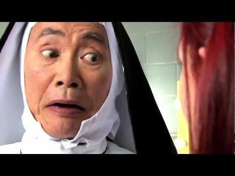 George Takei is Second to Nun in his own Sister Act