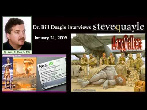 "Steve Quayle  ""Return of the Nephilim"" Interviewed by Dr. Bill Deagle (Full Length)"
