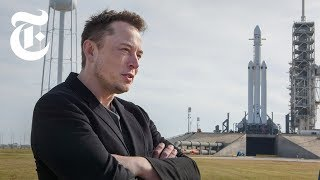 Elon Musk's Highs and Lows: PayPal, SpaceX, Tesla | NYT News - THENEWYORKTIMES