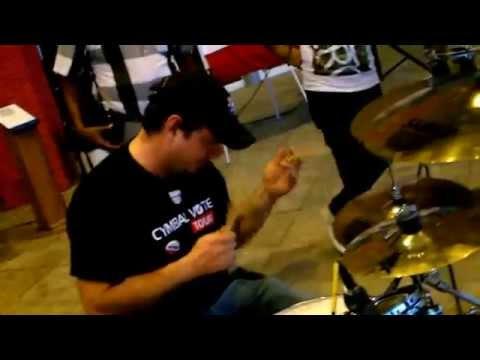 SABIAN, Tour Cymbal Vote 2013, Audio y Música de tapachula PT5