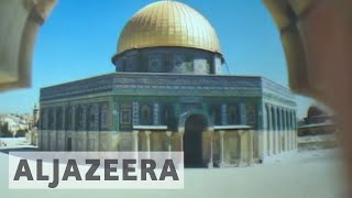 Abbas freezes contact with Israel over al-Aqsa tensions - ALJAZEERAENGLISH
