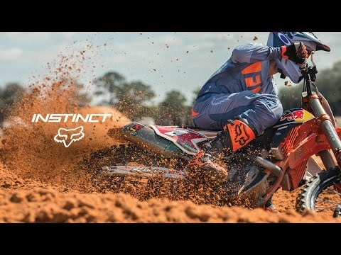 FOX MX | INSTINCT BOOTS | A STEP AHEAD OF THE REST