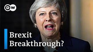 Brexit draft deal: Statements & analysis | DW News - DEUTSCHEWELLEENGLISH