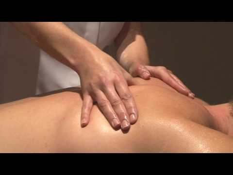 How To Massage: Upper Back