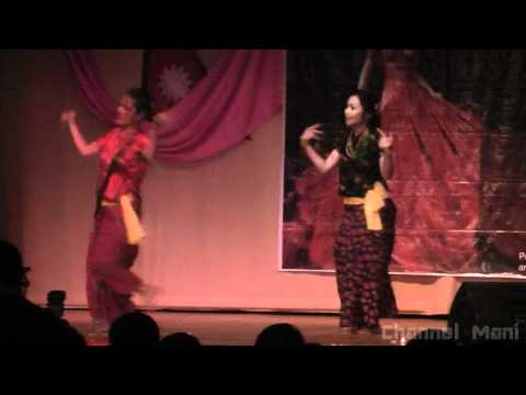 Tiharai Ayo Dance ( Miss UK Nepal 2010)