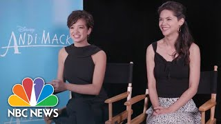 'Andi Mack' Stars Reflect On A Breakthrough Year For Asian-American Representation | NBC News - NBCNEWS