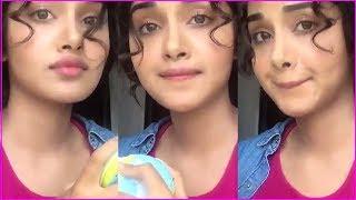 Actress Anupama Parameswaran Cute Baby Dubsmash Video | Anupama Dubsmash - RAJSHRITELUGU