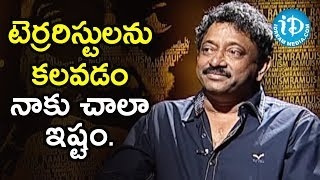 Director Ram Gopal Varma Speaks About Gautama Buddha - Ramuism 2nd Dose - IDREAMMOVIES