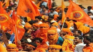 Mandir March: VHP congregation 2 days ahead of parliament session - NEWSXLIVE