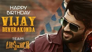 Taxiwaala Birthday Wishes Teaser To Vijay Devarakonda | TFPC - TFPC