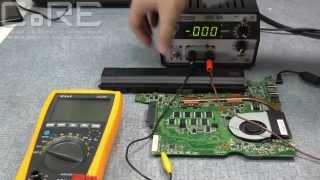 Ремонт ноутбука: не заряжается батарея. Разбираемся без схемы.