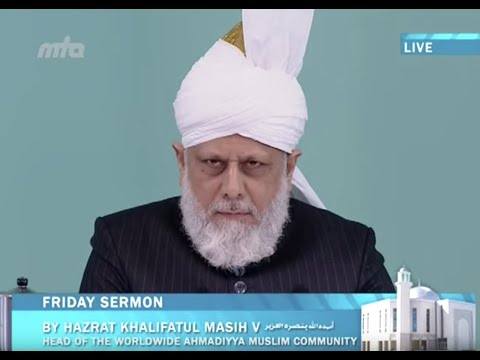 Sindhi Translation: Friday Sermon 16th May 2014 - Islam Ahmadiyya