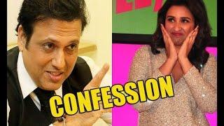 Why Parineeti scared of Govinda ? - BOLLYWOODCOUNTRY