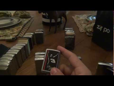 Zippo Collection Update (July 2012)