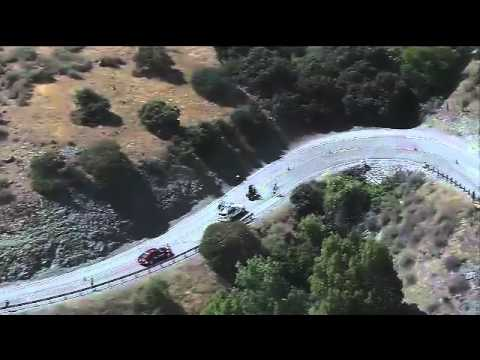 2013 Amgen Tour of California Stage 6 Time Trial Highlights