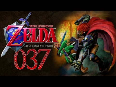 Let's Play Zelda: Ocarina of Time 3D [100%] - Part 37 - Der Schattentempel #2