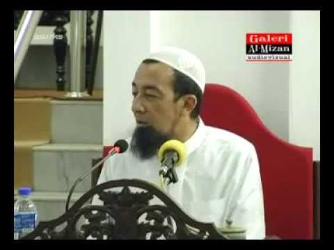 Ustaz Azhar Idrus - Imam Menangis Teresak-esak Semasa Solat