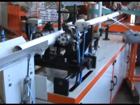 Masina za hilzne SMH 200/25+1, Paper core machine SMH 200/25+1