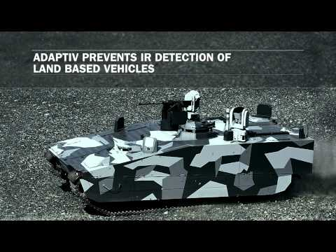 Official ADAPTIV teaser video, BAE Systems