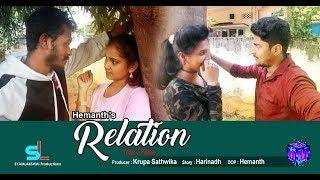 """RELATION"" Latest Telugu Shortfilm 2020 //Valentines Day Special /MAYABAZAR MOVIE MAKERS - YOUTUBE"
