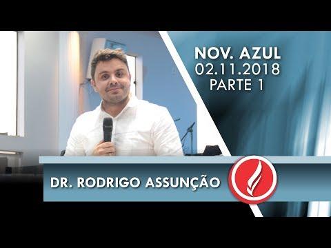 Novembro Azul - Dr. Rodrigo Assunção - P1 - 02 11 2018