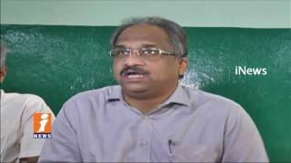EX MLC Prof Nageshwar Rao Fires On Central Govt Over AP Special Status | Kakinada | iNews - INEWS