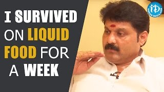 I Survived On Liquid Food For One Week - Vijay Yadav || Talking TV With iDream - IDREAMMOVIES