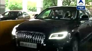 ABP News special: Snooping on BJP leader Nitin Gadkari - ABPNEWSTV