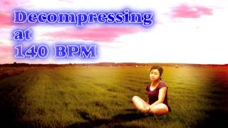 Royalty Free Decompressing at 140 BPM:Decompressing at 140 BPM