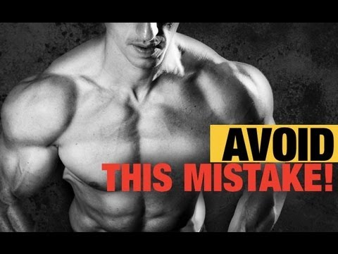 SHOULDER TRAINING MISTAKE! - Avoid the