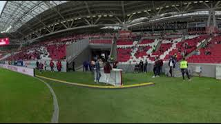 2018 FIFA World Cup: Kazan Arena (360 VIDEO) - RUSSIATODAY