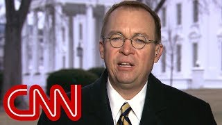 Mulvaney: End shutdown with nuclear option - CNN